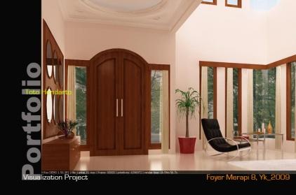 Interior area Foyer